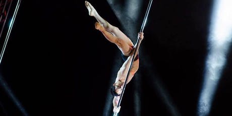 Silvio Ghiglione's 'Everyone can pole like a pro' workshop.  tickets