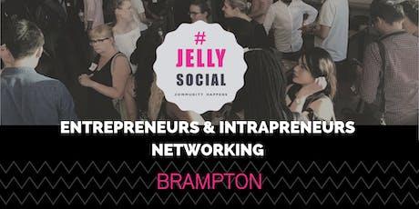 Entrepreneurs + Intrapreneurs Networking! Oct 22nd tickets