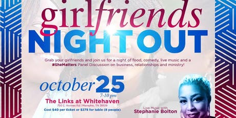Girlfriends Night Out! tickets