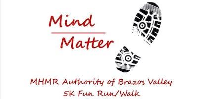 2019 Mind Over Matter 5K