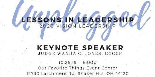 Conversation & Leadership Unplugged