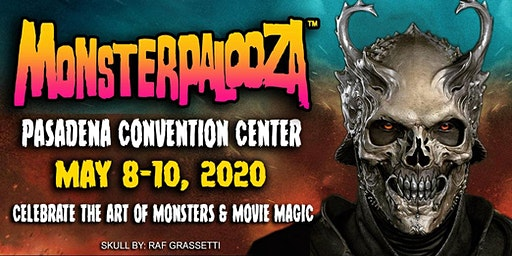 MONSTERPALOOZA - Pasadena - 2020