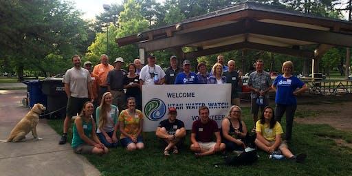 Utah Water Watch Volunteer Appreciation Dinner