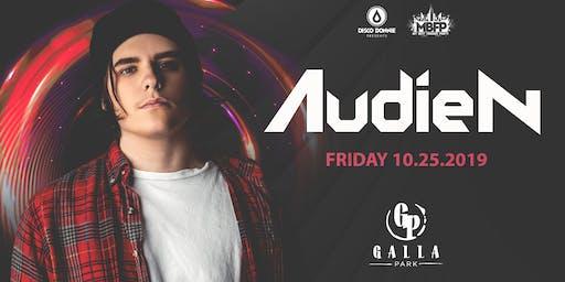 Audien / Galla Park / Friday, October 25th