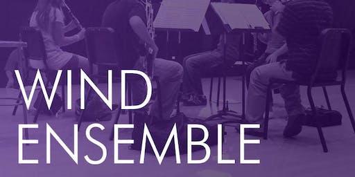 Stan State Wind Ensemble presents: MOVEMENT