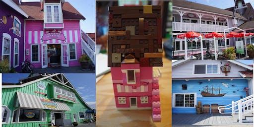 Building Shoreline Village in LEGO(r) Bricks