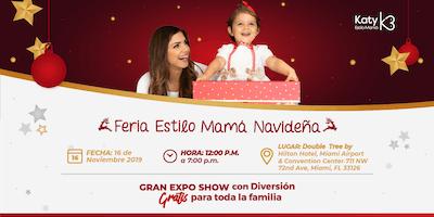 Feria Estilo Mamá Navideña 2019