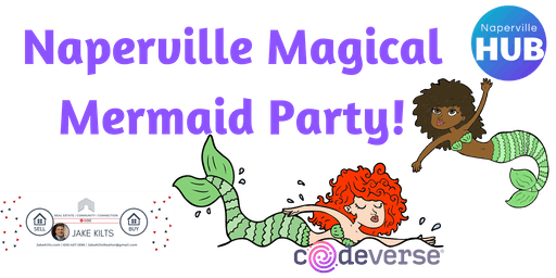 Naperville Magical Mermaid Party