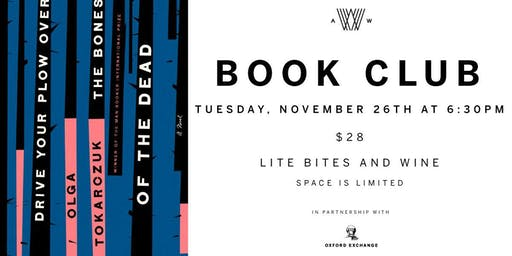 Armature Works Book Club - November 26