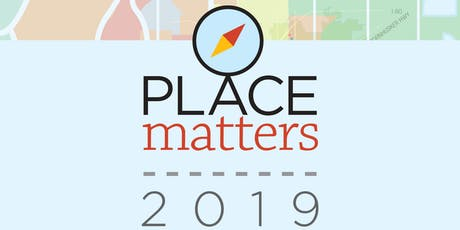 Community Conversation: Place Matters 3.0 tickets
