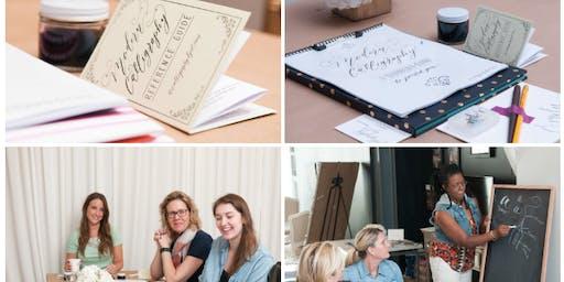 Beginner's Modern Calligraphy Workshop 2019