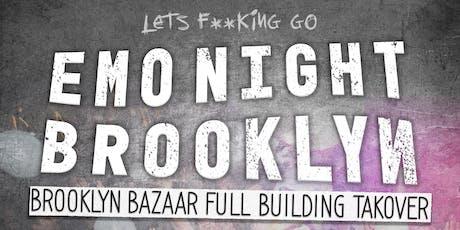 Emo Night Brooklyn tickets
