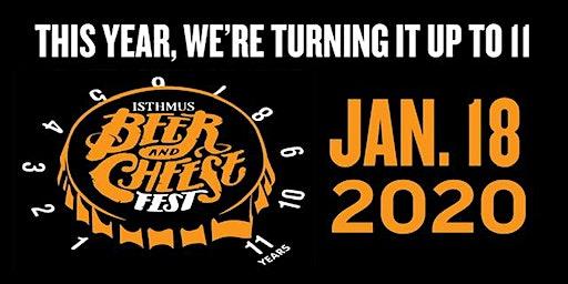 Isthmus Beer & Cheese Fest 2020