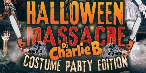 HALLOWEEN MASSACRE  A CHARLIE B COSTUME PARTY EDITION