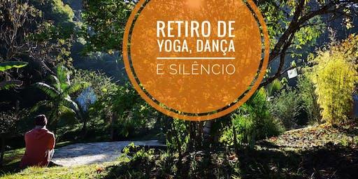 Retiro de Yoga, Dança e Silêncio