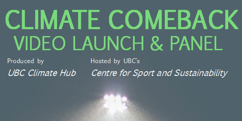 Image result for climate comeback video launch