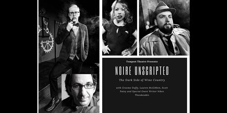 Noire Unscripted: The Dark Side of Wine Country tickets