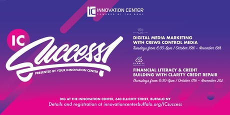 IC Success: Digital Media Production with Crews Control Media  tickets