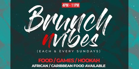 BRUNCH'N'VIBES (Afro-Caribbean inspired Brunch & Day Party) tickets