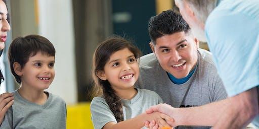 San Bernardino Parent Engagement Activity