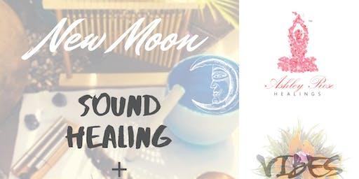 Spa New Moon Sound Healing & Reiki Circle