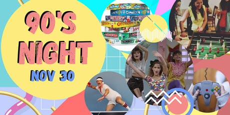 90's Night tickets