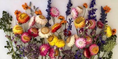 Fall Floral Workshop with Petaloso  at Burtons Grill