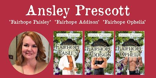 Ansley Prescott - Fairhope Romance Books