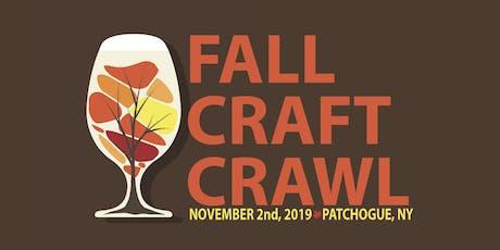 5th Annual Fall Craft Crawl tickets