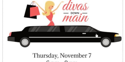 Divas Down Main League City 2019
