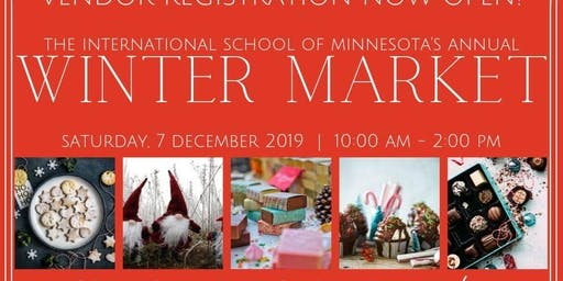 Winter Market - Vendor Registration