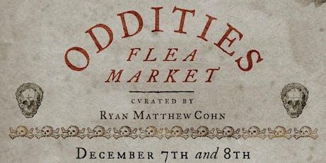 Saturday Oddities Flea Market NYC General Admission 12pm tickets
