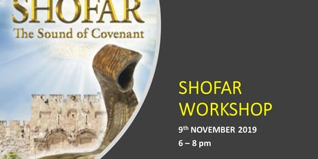 Shofar Workshop Western Australia tickets