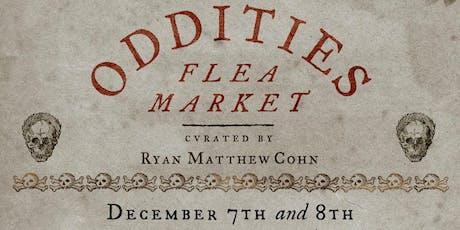 Sunday Oddities Flea Market NYC General Admission 12pm tickets