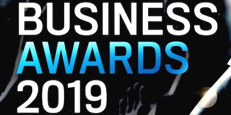 2019 Business Awards Breakfast tickets