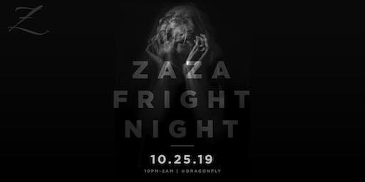 Hotel ZaZa Dallas' Fright Night