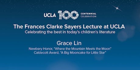 2019 Frances Clarke Sayers Lecture | Grace Lin tickets