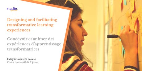 Designing & Facilitating Transformative Learning Experiences tickets