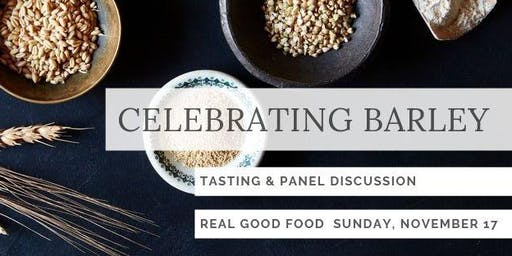 A tasting & panel discussion investigating one of the world's oldest crops