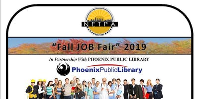 "NETPA ""Fall JOB Fair"" 2019"