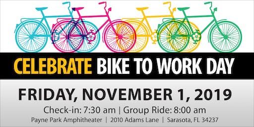 Sarasota Bike To Work Day 2019