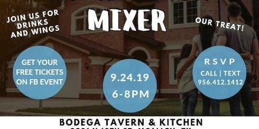 Free Home Buyer Mixer