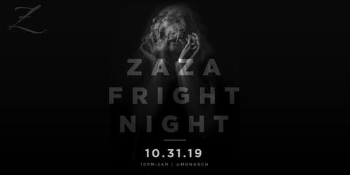 Hotel ZaZa Museum District's Fright Night
