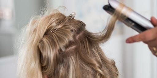 Hair Curling Workshop