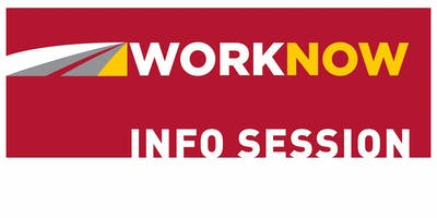 WORKNOW Info Session October 17th