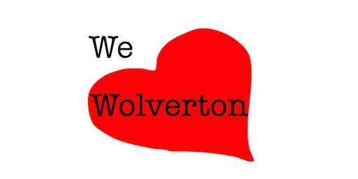We Love Wolverton Silent Disco