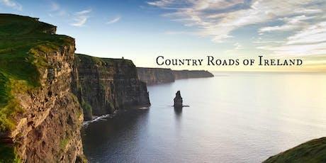 Country Roads of Ireland Info Night tickets