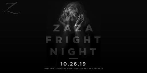Hotel ZaZa Memorial City's Fright Night