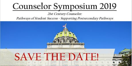 Counselor Symposium 2019 tickets