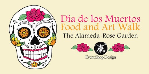 Dia de los Muertos Food and Art Walk